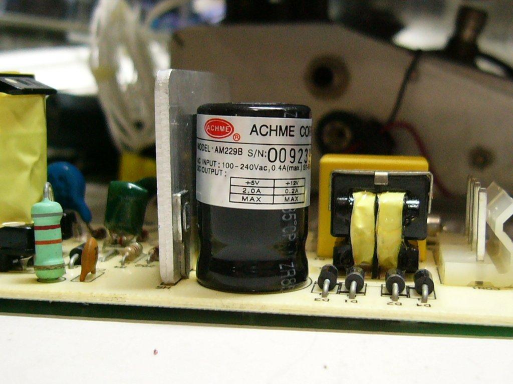 Engram Enterprises Capacitor Failures